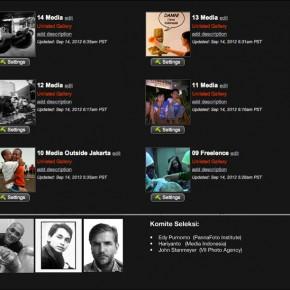 10 PENERIMA PERMATA PHOTOJOURNALIST GRANT (PPG) 2012