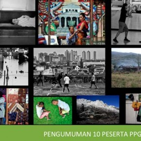 10 PENERIMA PERMATA PHOTOJOURNALIST GRANT (PPG) 2013