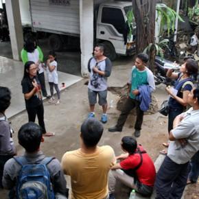 Sesi Kunjungan PPG: Sanggar Anak Akar
