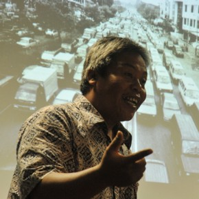 Sesi 11 Kelas PPG: Sharing Session dengan Tjandra Moh Amin