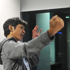 Sesi 16 Kelas PPG: Multimedia bersama Eddy Hasby