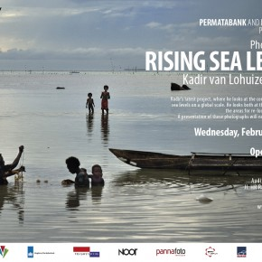 Photo Seminar RISING SEA LEVELS | Kadir van Lohuizen (NOOR) | 11 Feb 2015