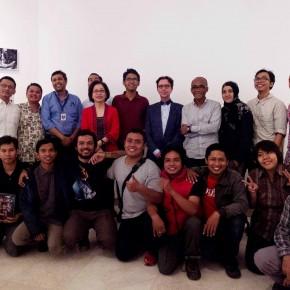 Diskusi Pameran Foto INDONESIAN HERITAGE - 9 April 2015