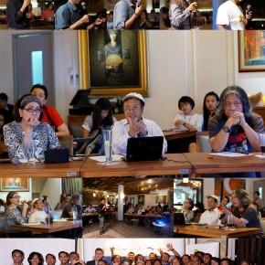 Sesi 13 Kelas PPG: Panel Presentation
