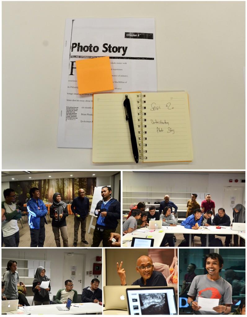 Kelas Ke 2 Understanding Photo Story.
