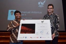 Penerima Erasmus Huis Fellowship to Amsterdam 2017, Immanuel Antonius