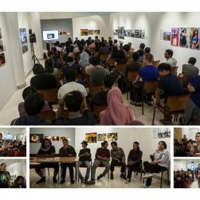 Diskusi Karya Pameran Foto CHANGE | 27 Maret 2018