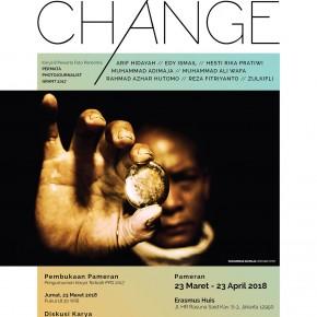 Pameran Foto CHANGE | 23 Maret 2018