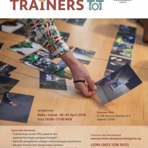 10 Peserta Workshop Training of Trainers (ToT) | 18-20 April 2018