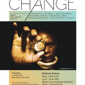 Pameran Foto CHANGE di Bintaro Jaya Xchange Mall | 1-13 Mei 2018