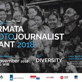 PERMATA PHOTOJOURNALIST GRANT 2018 | Pendaftaran Diperpanjang 26 Nov 2018, pukul 20:00 WIB