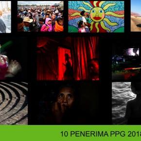 PENERIMA PERMATA PHOTOJOURNALIST GRANT (PPG) 2018