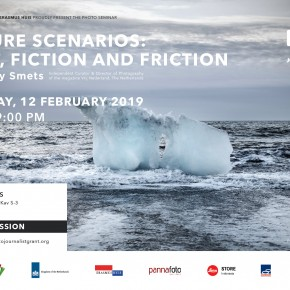 Photo Seminar: Future Scenarios: Fact, Fiction and Friction by Jenny Smets