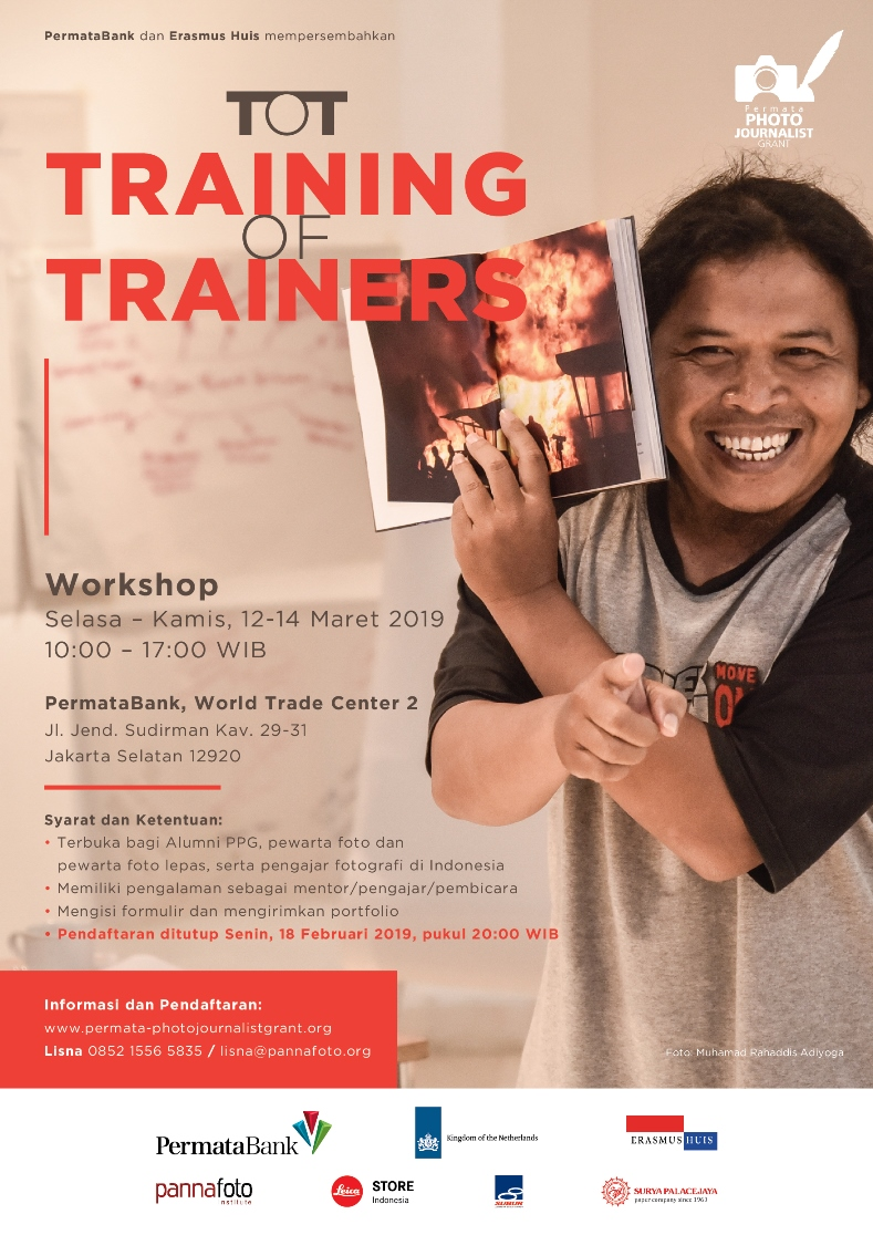 Training of Trainers 2019