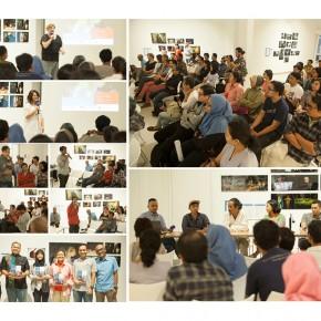 Diskusi Karya Pameran Foto DIVERSITY | 21 Maret 2019