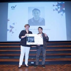 Rahmad Azhar Hutomo: Penerima Erasmus Huis Fellowship to Amsterdam 2019