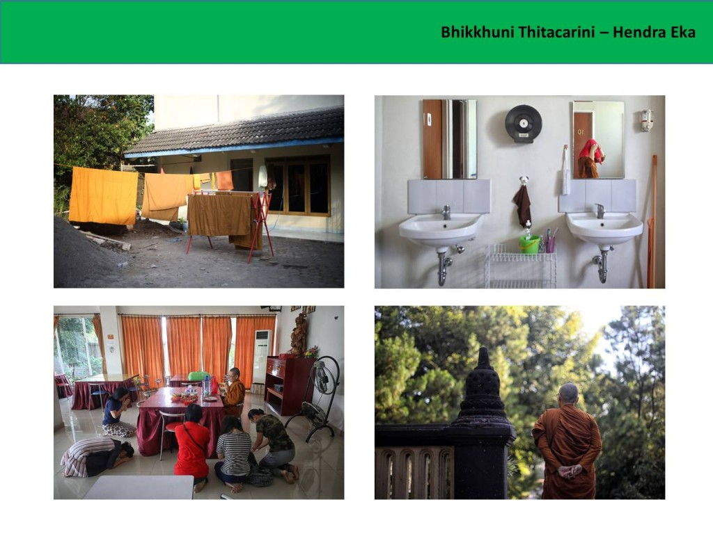 Hendra Eka - Bhikkhuni Thitacarini
