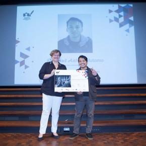 Penerima Erasmus Huis Fellowship to Amsterdam 2019: Rahmad Azhar Hutomo