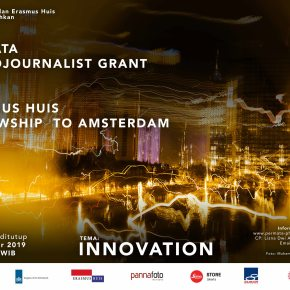 PERMATA PHOTOJOURNALIST GRANT 2019 - ERASMUS HUIS FELLOWSHIP TO AMSTERDAM 2020 | Pendaftaran 22 Nov 2019 pukul 20.00 WIB