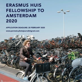 Erasmus Huis Fellowship to Amsterdam 2020