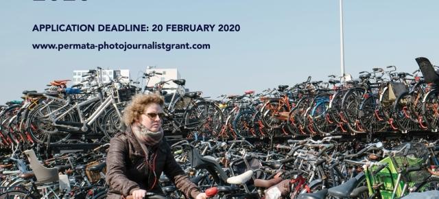 Erasmus Huis Fellowship to Amsterdam 2020