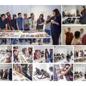Tiga Hari Workshop Intensif Bersama Jenny Smets