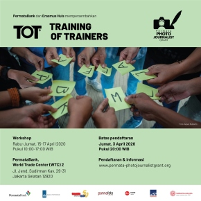 Pendaftaran TRAINING OF TRAINERS 2020 Dibuka Hingga 3 April 2020